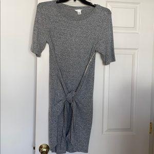 NWT Caslon tie waist dress size L